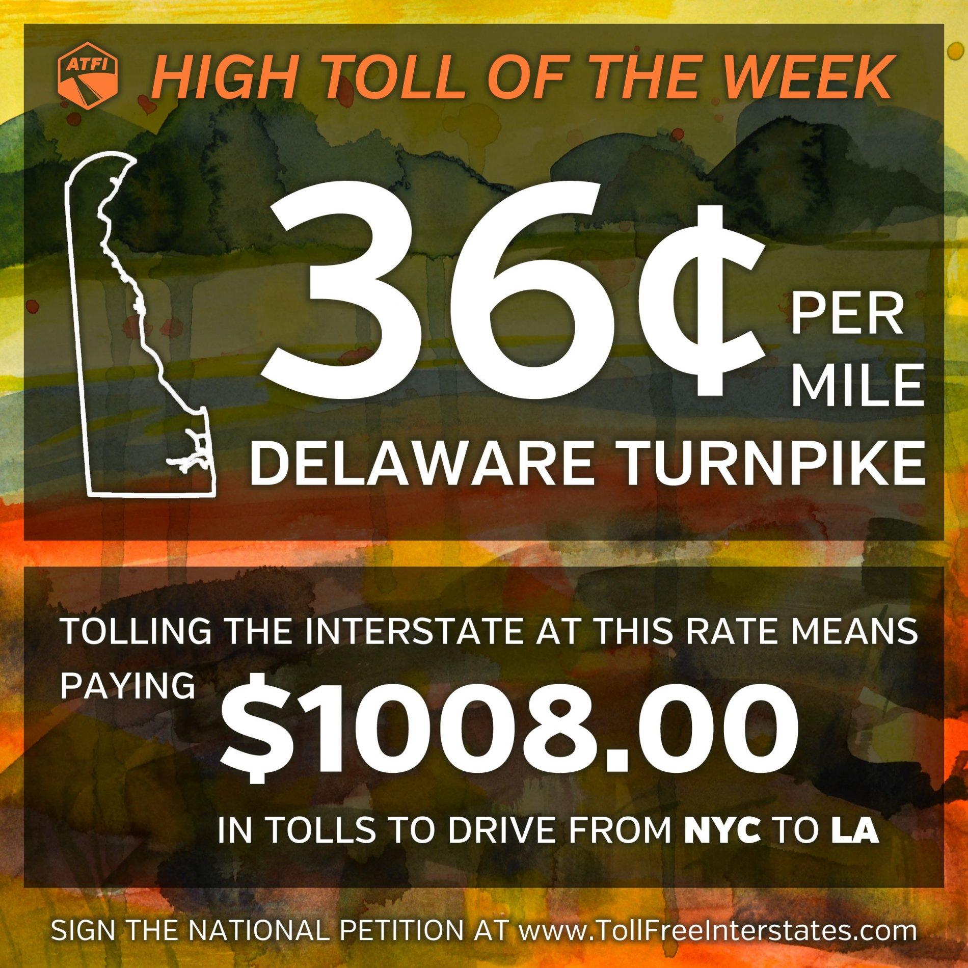 Interstate Toll